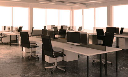 Using business bridge loans to expand office space