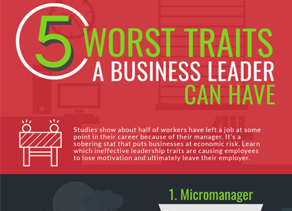 Worst Business Leader Traits
