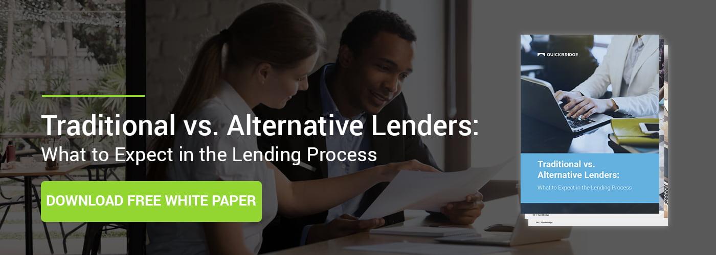 alternative lending white paper download banner image