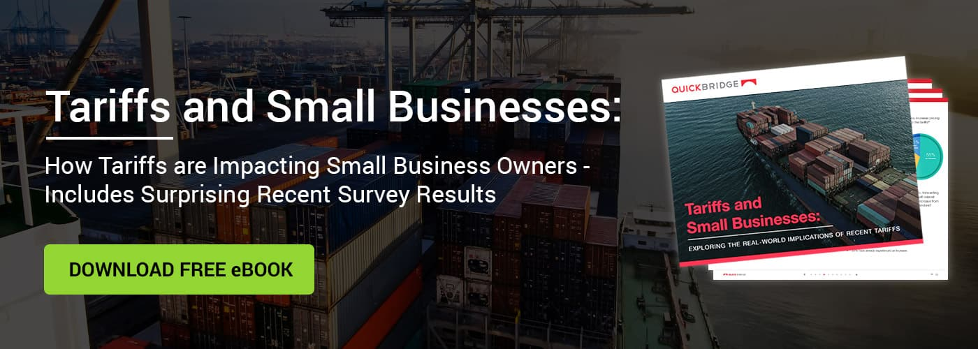 Tariffs and Small Businesses - Download Link