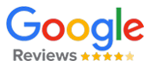 Google positive reviews logo